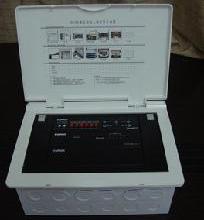 供应西蒙广州22型布线箱含模块报价