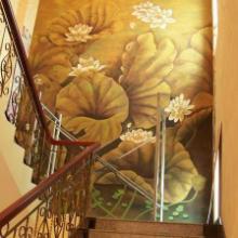 供应手绘墙壁画看好自然艺术工程图片