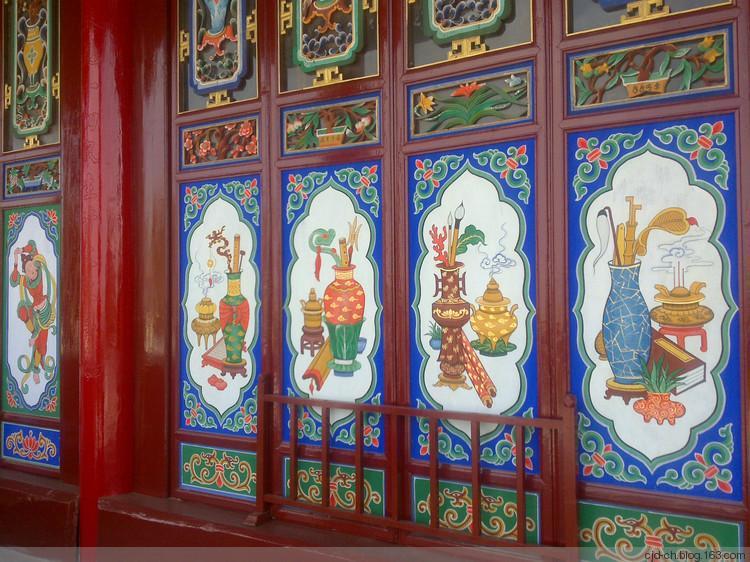 供应北京古建彩绘|北京古建彩绘专业设计制作|北京古建彩绘出售图片