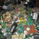 工厂退香港废品回收废塑料废五金图片