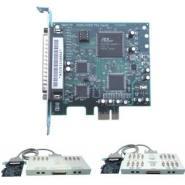 供应PCIe转多串口卡,PCIe转64口串口卡,DB9针接口