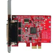 4口PCI串口转接卡图片