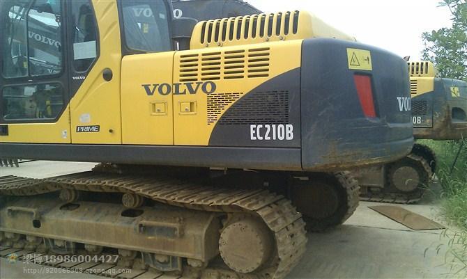 沃尔沃210挖掘机出售 沃尔沃二手挖机
