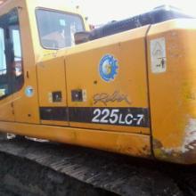 供应225-7二手现代挖掘机现代二手挖机批发