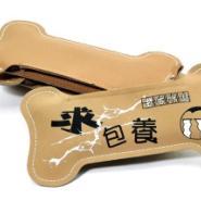 供应创意狗骨头笔袋/零钱包 200元混批,一件起,支付宝付款