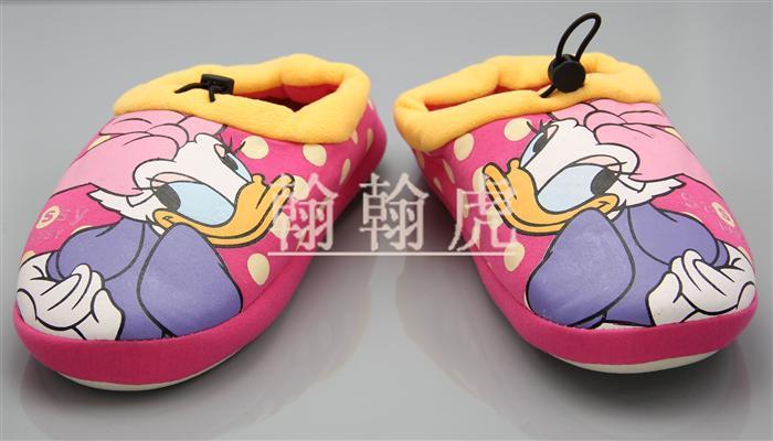 米老鼠卡通棉拖鞋图片