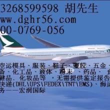 供应东莞长安到波兰的国际快递空运价格图片