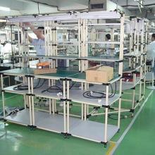 供应电子电器柔性管生产线,柔性管组装生产线