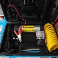尤利特便携式汽车充气泵