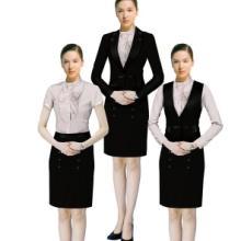 供应上海酒店服装订做上海定做茶餐制服图片
