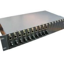 供应16槽双电源收发器机架批发