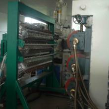 供应三层五层共挤塑料建筑模板生产线批发