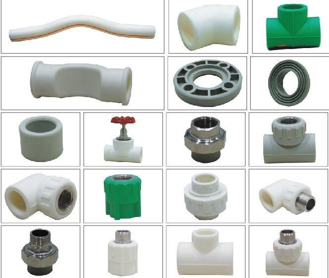 PPR给水管材图片/PPR给水管材样板图 (4)