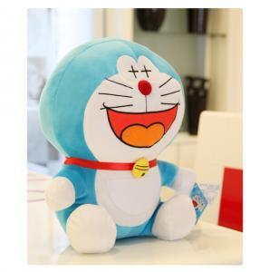 多啦A梦公仔叮当猫机器猫毛绒玩具销售