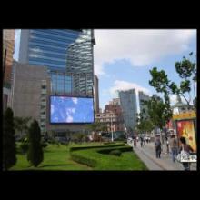 户外广告电视机