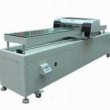 供应钢化玻璃彩色印刷设备免制版