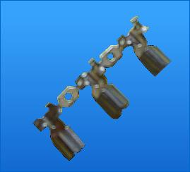 供应带锁端子