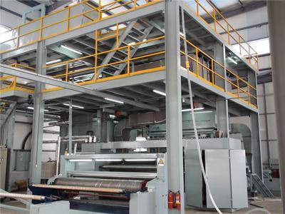 无纺布设备无纺布生产线厂家温州万腾国际贸易有限公司