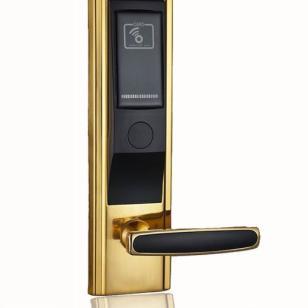 电子锁/酒店智能锁/RF卡感应锁图片