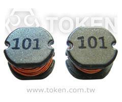 供应功率绕线电感器