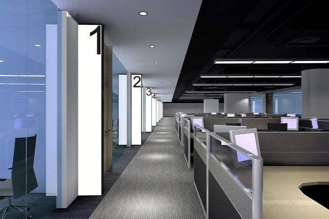 成都高档办公室装修|专业办公室装修