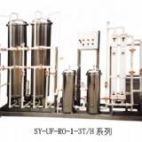 供应组合式矿泉水制取机组