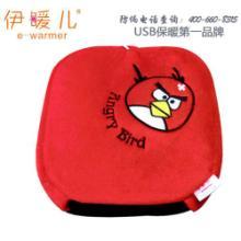 伊暖儿USB动漫暖手鼠标垫愤怒的小鸟批发