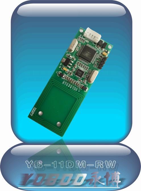 供应扇区加密读卡模块IC加密读写模块图片