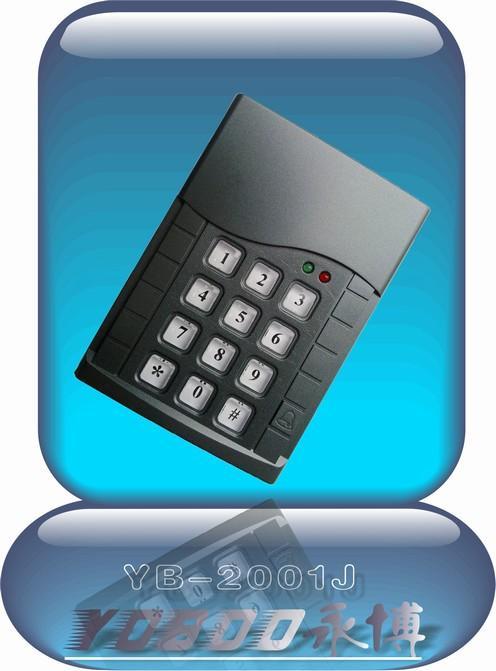 供应外接读头密码控制器门禁机图片