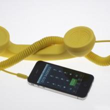 环保型防辐射手机听筒手机话筒NOKIA三星苹果批发