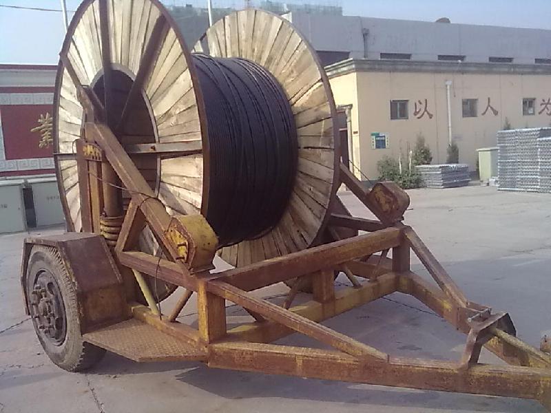 电缆拖车电缆放线车的价格销售