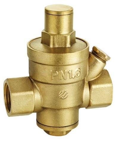 供应黄铜活塞式减压阀 支路减压阀