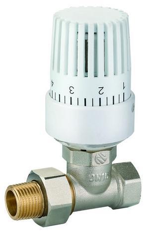 供应散热器恒温控制阀 三通温控阀