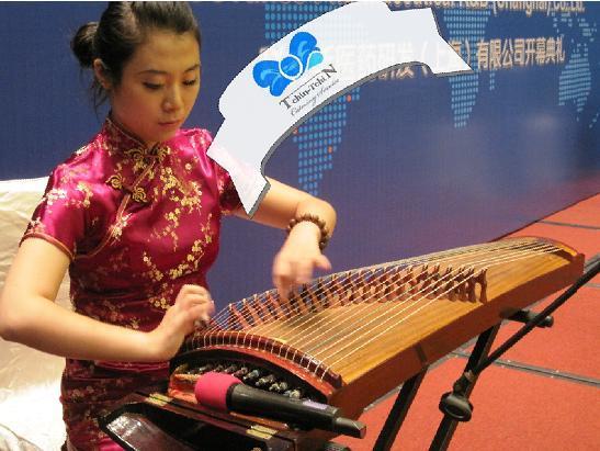 供应上海古筝演出演员/提供图片