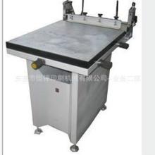 供应平面吸气手动丝印机真空吸气丝印批发