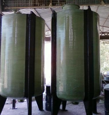 玻璃钢立卧式贮罐制品图片/玻璃钢立卧式贮罐制品样板图 (1)