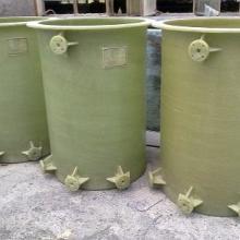 供应玻璃钢桶槽 槽罐 贮罐图片