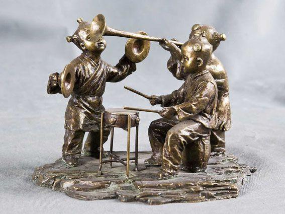铜雕    6 - h_x_y_123456 - 何晓昱的艺术博客
