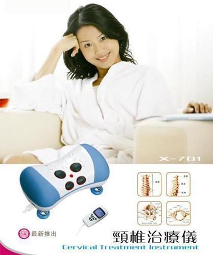 供应理疗仪器 电疗、磁疗、 枕式牵引的颈椎病治疗仪 颈椎理疗仪