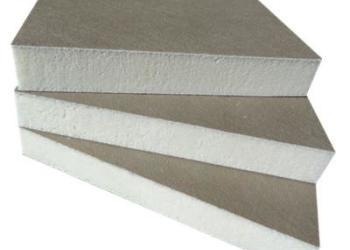 金湖县聚氨酯复合板价格图片