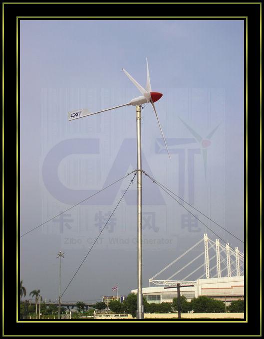 吊扇 电机 改装 成 盘 式 垂直 风力 发电 机 免费 ...