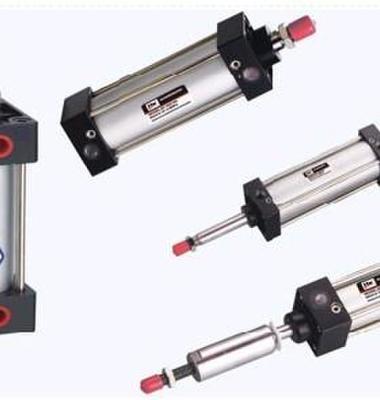 AirTAC标准气缸图片/AirTAC标准气缸样板图 (1)