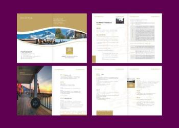 大浪产品图册设计产品手册设计印刷图片