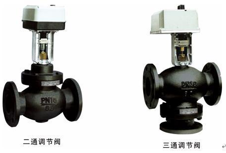 供应霍尼韦尔电动温控阀图片