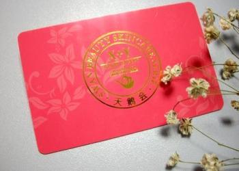 感应卡制作/IC卡/ID卡图片