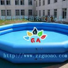 供应郑州充气水上玩具/游泳池批发