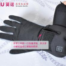 供应非USB供电的防寒手套/高档保暖发热皮手套/防寒发热手套批发