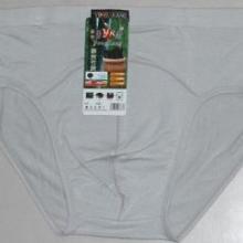 供应浅色内裤,男三角主纤维内裤,竹纤维三角男士内裤批发