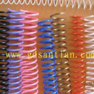 弹簧圈弹簧装订环塑料环图片