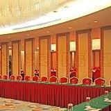 供应临海酒店会议室活动屏风包房移门 隔断安装